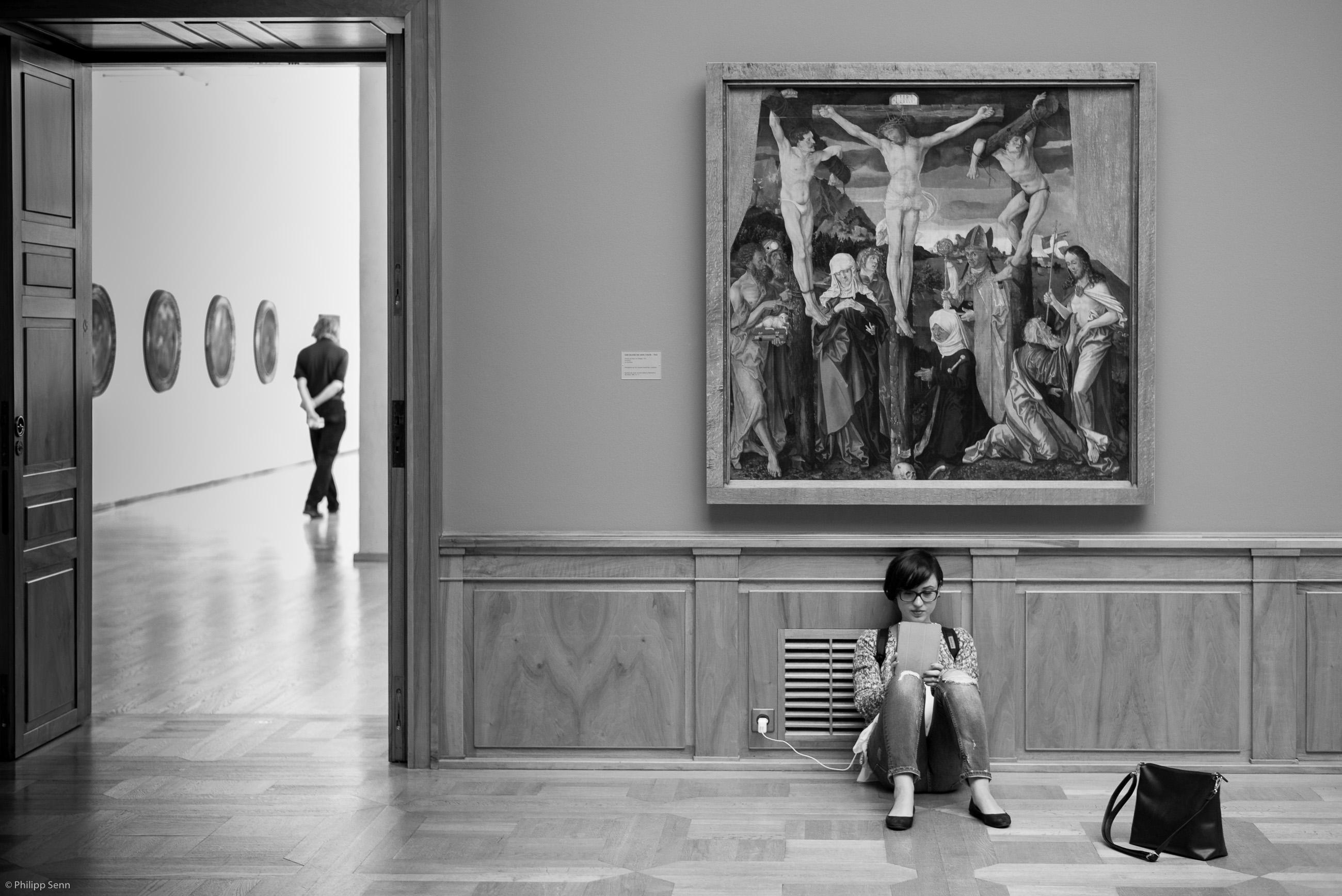 © Philipp Senn. 2014 Kunstmuseum. Basel.